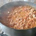 Чилі з м'ясом - рецепт приготування