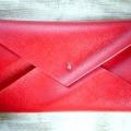 Фото майстер-клас: сумка-клатч зі шкіри або тканини своїми руками
