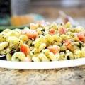 Фото рецепт пасти з соусом песто - як готувати пасту під соусом песто своїми руками
