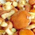 Як маринувати маслюки на зиму - рецепт маринування