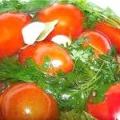 Як солити помідори правильно