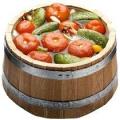 Консервуємо овочі солоні та квашені в герметичній тарі
