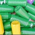 Паркан з пластикових пляшок своїми руками - фото, як зробити