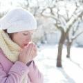 Як зігріти руки взимку