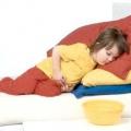 Як врятувати малюка від болю животика