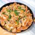 Як смачно приготувати креветки, рецепт з фото