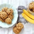 Неймовірно смачне печиво з бананів і вівсянки. Готувати ще ніколи не було так просто!
