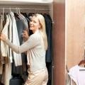 Поради щодо оптимізації простору в гардеробі