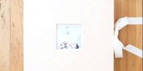 Альбом новонародженого своїми руками - гарантія теплих спогадів про щасливе дитинство