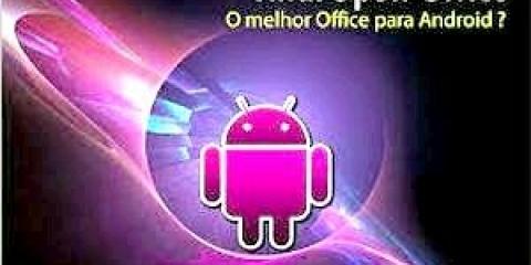 Andropen - справжній openoffice для android