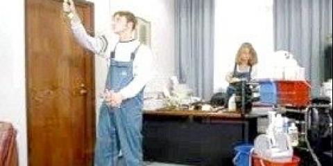 Бізнес по прибиранню будинків і офісів