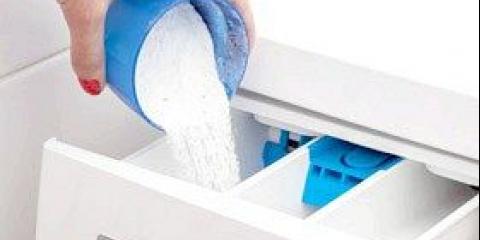 Частка пральної машини: п'ять правил