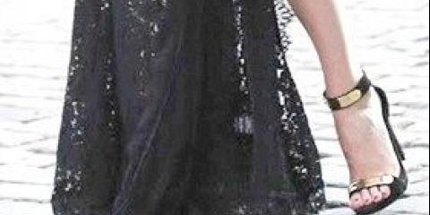 Довгі сукні на випускний 2014