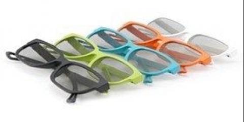 Де купити окуляри 3d?