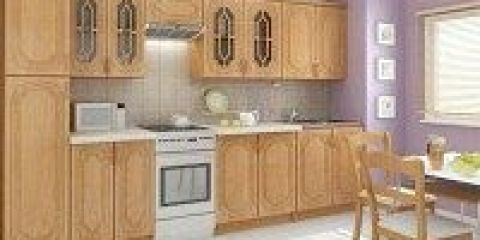 Якісна і недорога кухонні меблі
