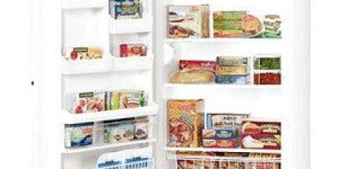 Як швидко розморозити продукти