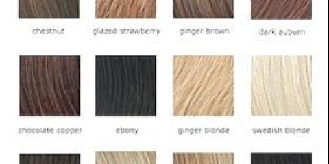 Як підібрати фарбу для волосся