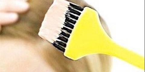 Як пофарбувати волосся в домашніх умовах, 10 порад