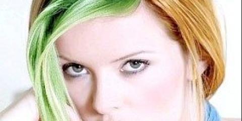 Як змішувати фарби для волосся