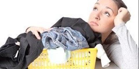 Як вивести плями на одязі? Як вивести жирне, масляна пляма з одягу?