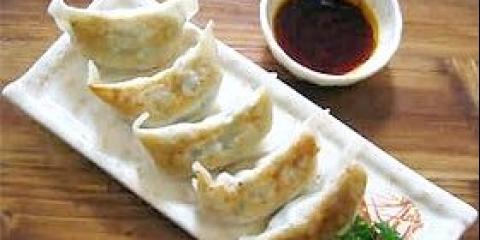Китайські пельмені рецепт приготування