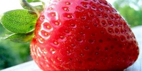 «Полуничний аромат» складається з більш, ніж 50 хімічних елементів