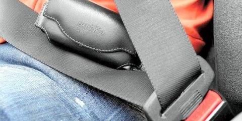 Коли volvo винайшли сучасні ремені безпеки, вони відкрили патент для загального безкоштовного використання