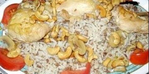 Коричневі боби по египетски - рецепт приготування