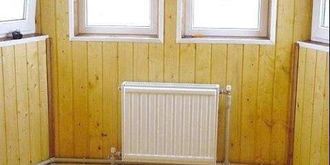 Кріплення і самостійний монтаж радіаторів опалення