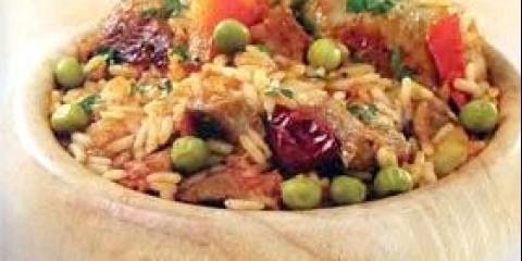 Курячий горошок з острова майорка - рецепт приготування