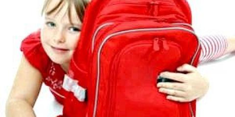 Рюкзак для першокласника як виглядає ідеальна модель?