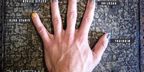 """Існує чоловічий лак для нігтів «для альфа-самців"""""""