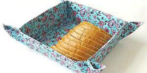 Такі хлібниці може виготовити будь-яка господиня