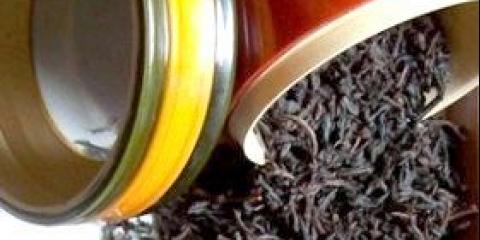 Як правильно зберігати чай?