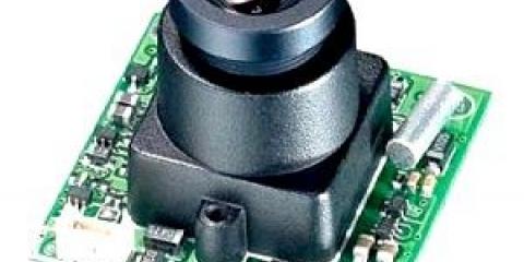 Як зробити камеру відеоспостереження