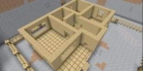 Як зробити гарний будинок в minecraft?