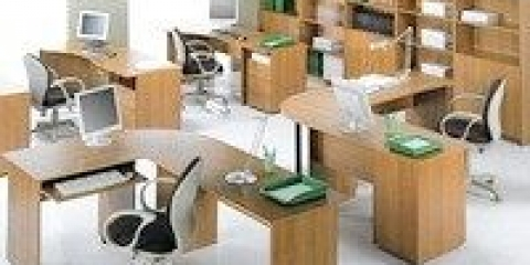 Як вибрати меблі для офісу?