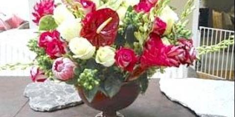 Майстер-клас: квіти в гліцерині