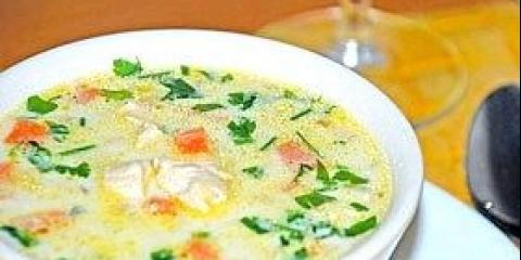 Приготування супів рецепти