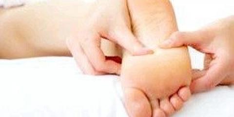 Рідкісний випадок: «німота» пальців на ногах