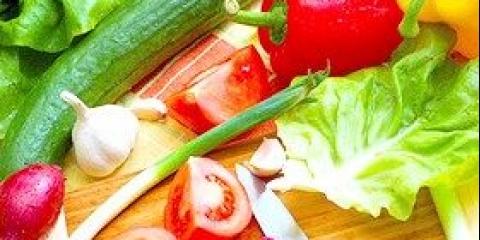 Як приготувати овочеві маринади