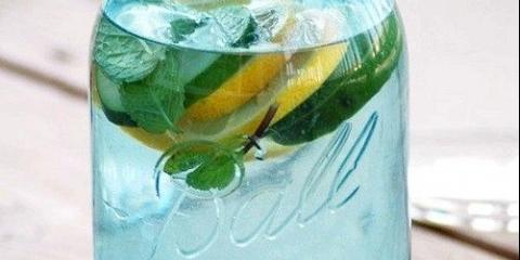 Очищення водою: цей напій подарує тобі здоров'я і красу.