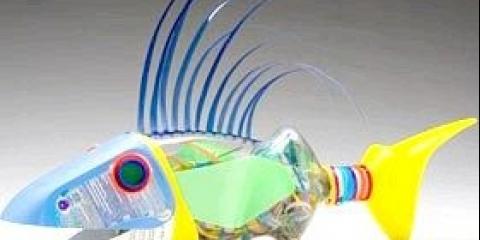 Вироби з пластикових пляшок для саду, дачі та дитячі вироби з фото