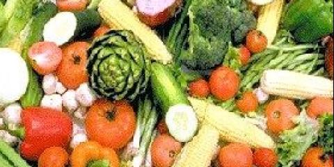 Підготовка овочів, плодів і ягід