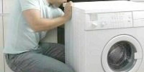 Поради майстру з підключення пральної машини автомат