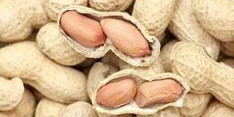 Закономірне зменшення арахісу в арахісової країні