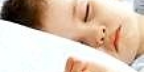 Чому дитина хропе уві сні?